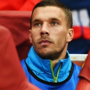Lukas Podolski Yolun Sonuna Doğru