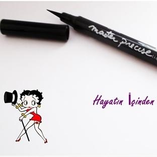 Maybelline Master Precise Eyeliner Yorumu