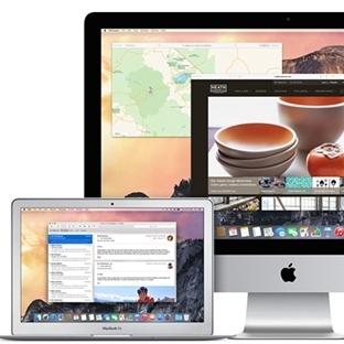 Merakla beklenen Mac OS X Yosemite yayınlandı