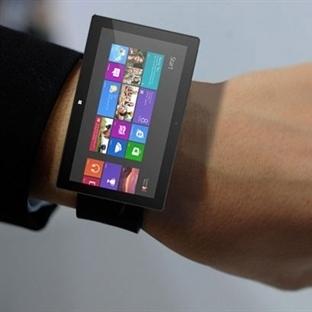 Microsoft'un Akıllı Saati Detaylanıyor!
