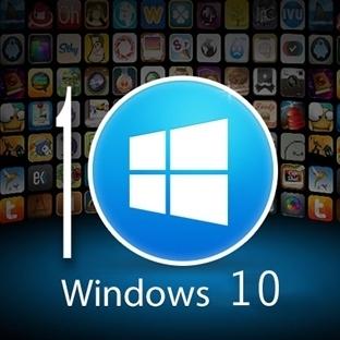 Microsoft Windows 10'u Duyurdu