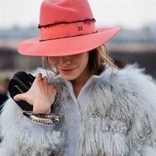 Moda: Maison Michel Şapka