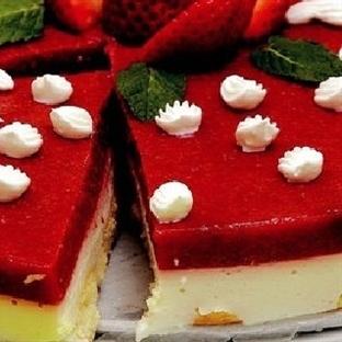 Muhallebili Pasta