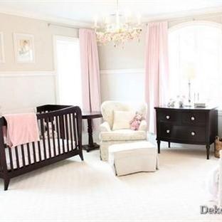 Mükemmel Bebek Odası Dekorasyonları