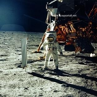 NASA'nın Sırları: Aydaki Şehirler