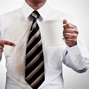 İnatçı Kahve Lekesi Nasıl Çıkar