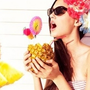 Nefis Bir Ananas Diyeti