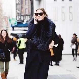 New York Sonbahar Sokak Trendleri