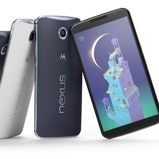 Nexus 6 Nihayet Ortaya Çıktı !
