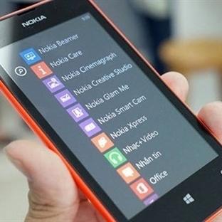Nokia, Lumia 530 Telefonunu Piyasaya Sürüyor