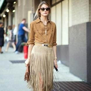 Olivia Palermo'nun stilinden ilham alın!