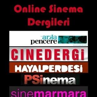 Online Sinema Dergileri