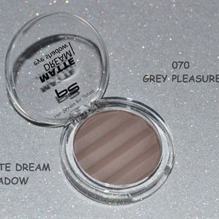 P2 Matte Dream Göz Farı 070 Grey Pleasure