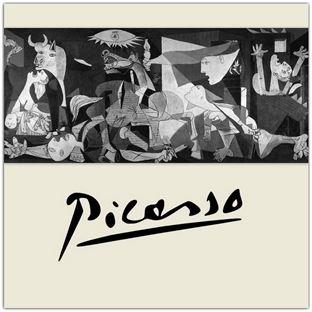 Pablo Picasso ve savaş karşıtı tablosu 'Guernica'