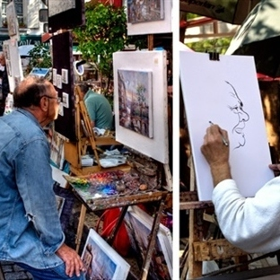 Paris Ressamlar Tepesi