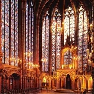 Paris Sainte Chapelle – Paris Sainte Şapeli