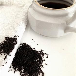 Parlak ve Canlı Saçlar İçin Çay Vakti!