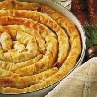 Patates Püreli Kol Böreği