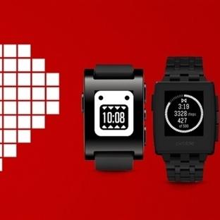 Pebble Akıllı Saat Fiyatlarında İndirim Yaptı