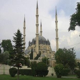 Pehlivanlar Şehri Edirne