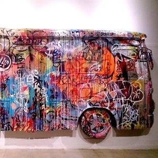 Pera Müzesin'de Sokak Sanatı