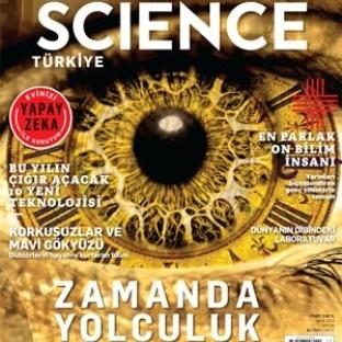 Popular Science TR Ekim Sayısı