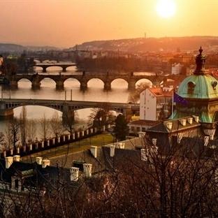 Prag Sokaklarında Kısa Bir Gezinti