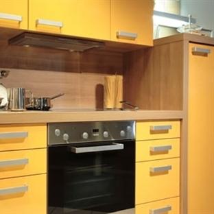 Renkli Mutfak Modelleri 2015
