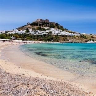 Rodos Adasının En Güzel Plajları