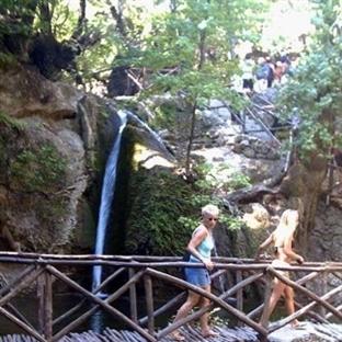 Rodos Kelebekler Vadisi - Rodos adasında gezilecek