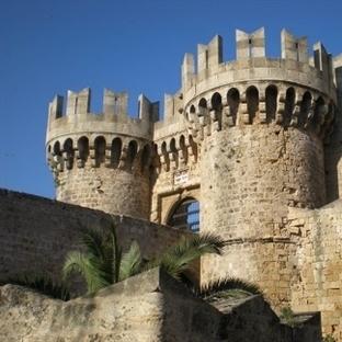 Rodos Old Town Bölgesi – Rodos Kalesi