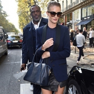 Rosie Huntington Whiteley Stili