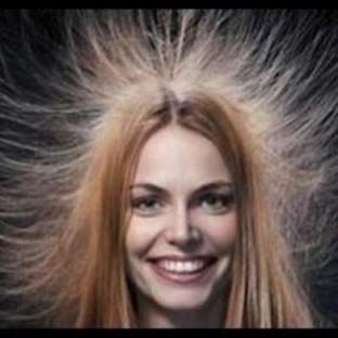 Saçların Elektriklenmesini Önlemek İçin