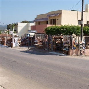 Sakız Adası Armolia Köyü