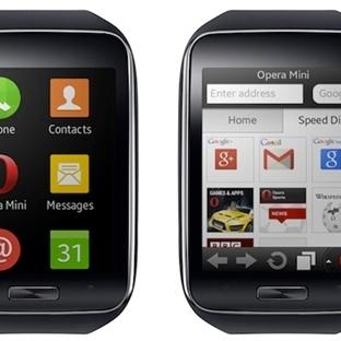 Samsung Gear S Için Opera Mini Geliyor!