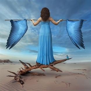 Sevdiklerinize uçmaları için kanatlar verin