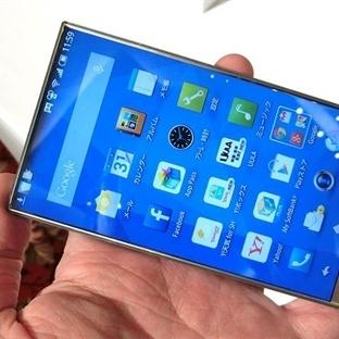 Sharp Marka Telefonlar Geliyor