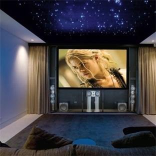 Sinema Odası Dekorasyonu