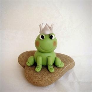 Siz Hiç Kurbağa Prens Öptünüz mü?