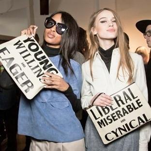 sloganınız var mı? trend: konuşan kıyafetler