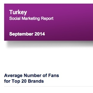 SocialBakers Eylül 2014 Sosyal Medya Raporu Açıkla
