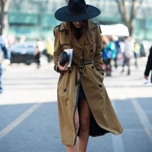 Sokak modasını fötr şapkalar ele geçirdi!