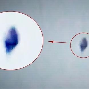 İSTANBUL SEMALARINDA UFO!