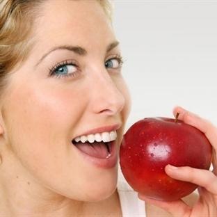 Strese karşı çikolata yerine meyve