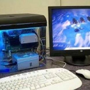 Suyun İçinde Çalışan Bilgisayar!
