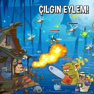Swamp Attack - Kulübenizi  Koruyun!