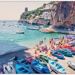 İtalya Sahillerinde Tatlı Hayat!