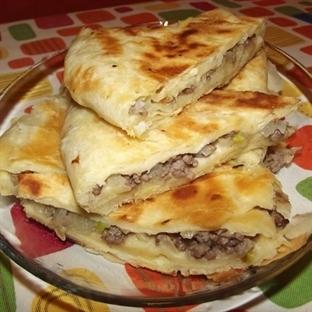 Tavada Peynirli Börek | 10 Dakikada