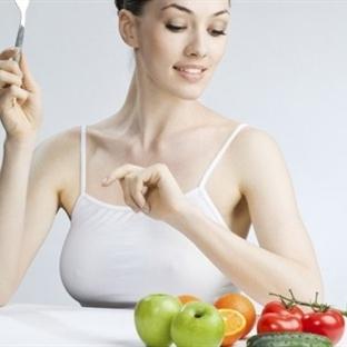 Tek yönlü diyetler sağlığı tehdit ediyor