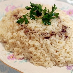 Tereyağlı Pirinç Pilavı Tarifi